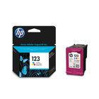 Hp 123 Ink Cartridge Tri Color Org B/pck