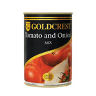 Goldcrest Tomato And Onion Mix 410g