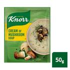 Knorr Packet Soup Cream Of Mushroom 50g