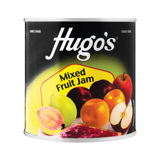 Hugo's Mixed Fruit Jam 900g
