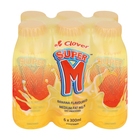 Super M Banana Flavoured Drink 300ml x 6