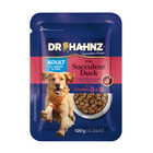Dr Hahnz Dogfood Pouch Duck 100 Gr