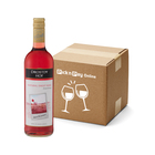 Drostdy-Hof Natural Sweet Rose 750 ml  x 12