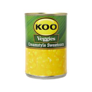 Koo Creamstyle Sweetcorn 415g