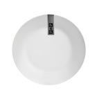 PnP 19cm White Rim Side Plate