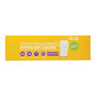 PnP Lemon Scented Swing Bin Liners 30ea