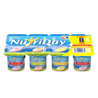 Danone Nutriday Smooth Mixed Fruit Yoghurt 100g x 8