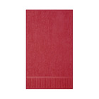 Colibri Velour Bath Towel Red