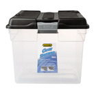 Addis Clear Storage Box 56L