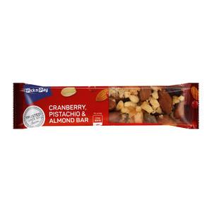PnP Cranberry, Pistachio & Almond Bar 45g