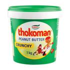 Thokoman Crunchy Peanut Butter 1kg