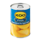 Koo Choice Grade Sliced Pie Apples 765g