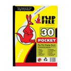 Flip File A4 30 Pocket