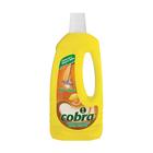 Cobra Laminate Floor Cleaner Citrus 750ml