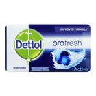 Dettol Soap Profresh Active 150g