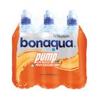 Bonaqua Pump Still Peach Flavoured Drink 750ml x 6