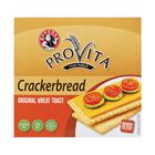 Bakers Crackerbread Wheat 125g