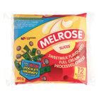 Melrose Sweet Milk Processed Cheese Slices 200 Gr