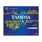 Tampax Tampons Regular 20ea