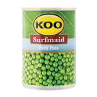 Koo Fresh Baby Garden Peas 410g