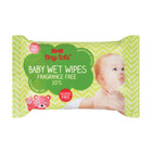 PnP Tiny Tots Baby Wet Wipes Fragrance Free 20s