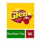 Glen Rooibos Tagless Tea Bags 80s