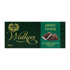 Walkers Mint Thins with Dark Chocolate 150g
