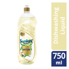 Sunlight Extra Dishwashing Liquid Natural 750ml