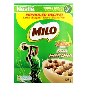 Nestle Milo Duo Breakfast Cereal 425g