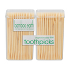 Bamboo Earth Bamboo Toothpicks 600s