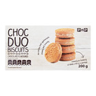 PnP Choc Duo Biscuits 200g