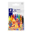 Staedtler Wax Crayons 24ea