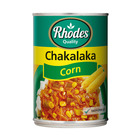 Rhodes Chakalaka With Corn 400 Gr