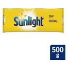Sunlight Regular Laundry Bar Soap 500g