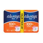 Always Maxi Plus Duo 20s