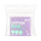 PnP Cotton Buds In Bag 100ea