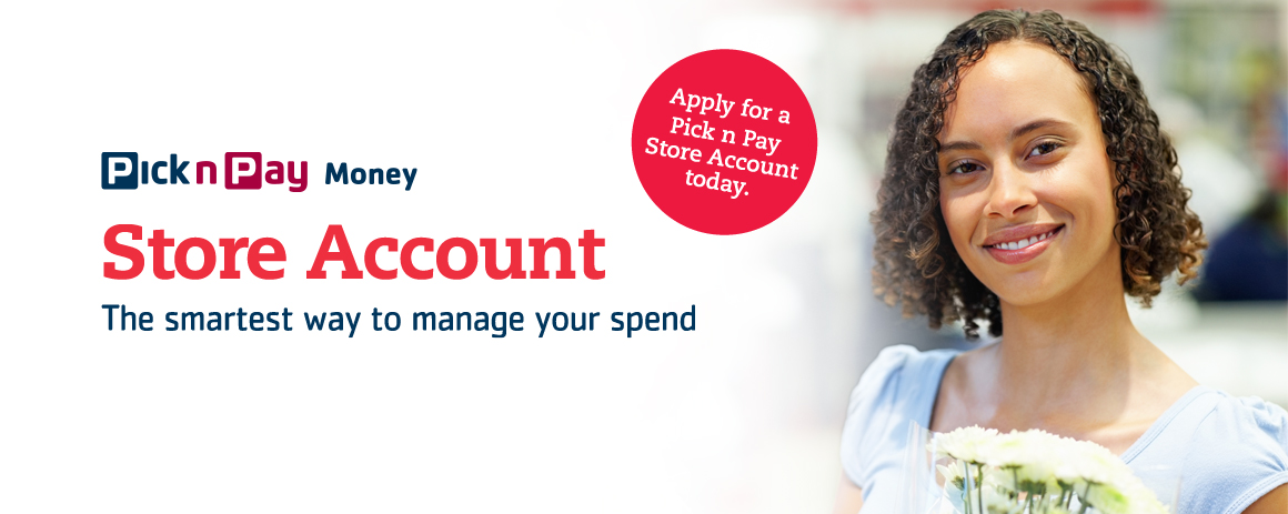 heading_Financial_Service_Store_Account Job Application Form For Pick N Pay on