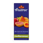 Fruitree 40% Mediterranean Fruit Nectar Blend 200ml