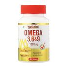 Wellvita Omega 3 6&9 100mg S/gels 60ea