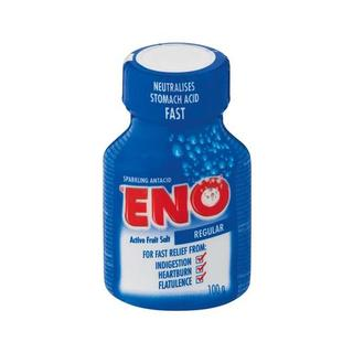 Eno Regular Flav Antacid Act Ive Fruit Salts 100 Gr