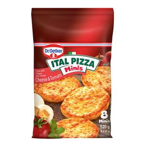 Ital Pizza Cheese & Tomato 8ea