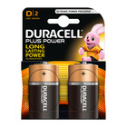 Duracell Alkaline Batteries Plus Power D2s