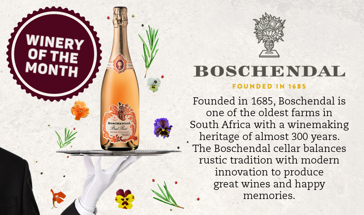Winery of the month: Boschendal