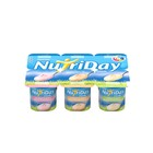 Danone Nutriday Smooth Tropical Fruit Yoghurt 6s