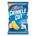 Willards Salt & Vinegar Chips 125g