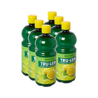 Brookes Tru-Lem Lemon Juice 500 ML x 6