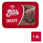 Ola Chocolate Ice Cream 1.8l