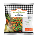 Natures Garden Mixed Vegetables 1kg