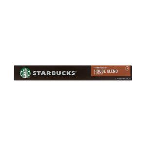 Starbucks® House Blend by Nespresso® Medium Roast Coffee 10 Capsules