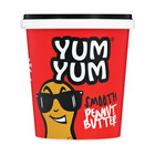 Yum Yum Smooth Peanut Butter 1kg